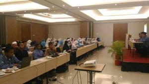 Peserta Rapat Kordinasi SIT Se-Kalimantan Selatan