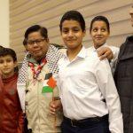 JSIT bersama Sahabat Palestina Memanggil, Opick & Melly Goeslaw Salurkan Bantuan Kemanusiaan untuk Palestina