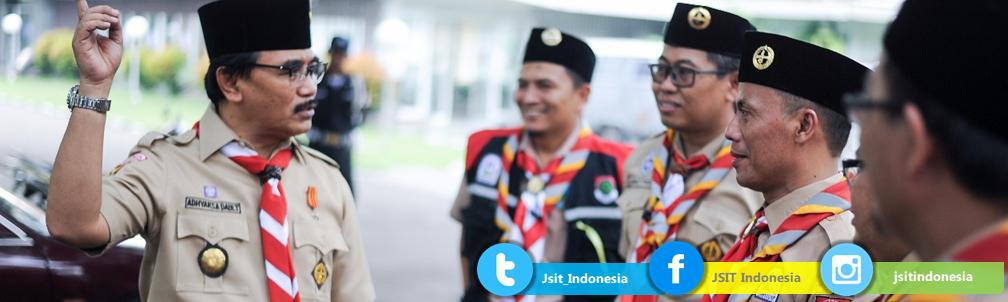452 Pramuka SIT Ikuti Perkemahan Internasional 2017 di Malaysia