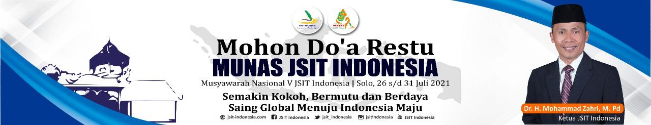 Hormati PPKM Darurat, JSIT Indonesia Tunda Munas V